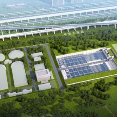 【南昌九龙湖污水处理厂】DN1200橡胶接头合同