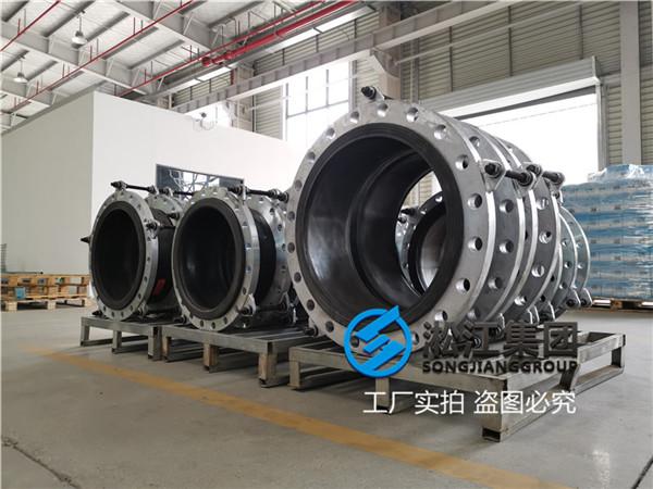 防冻液循环泵10kg橡胶补偿器高压管道接头