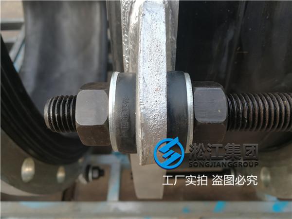 涌水处理DN400*250橡胶伸缩节材质